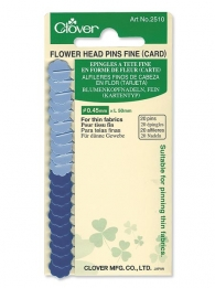 Flower Head Pins FINE