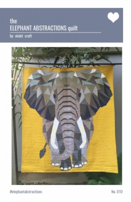 Patroon The Elephant Abstractions Quilt
