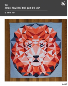 Patroon The Lion Abstractions Quilt