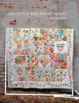 booklet Green tea and sweet beans