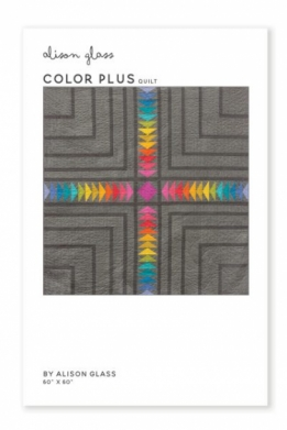 patroon Color Plus quilt