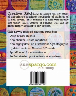 Creative Stitching - Second Edition