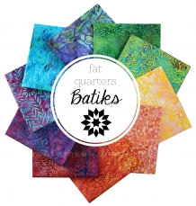 Fat Quarters Batiks-008