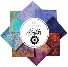 Fat Quarters Batiks-012