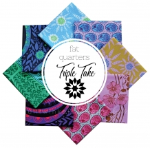 Fat Quarters Triple Take