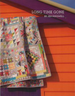 booklet Long time gone